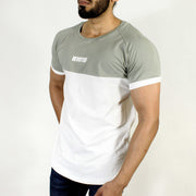 Devoted Duplex Sports T-shirt - Gym wear & Sports clothing - Rhino Grey Side