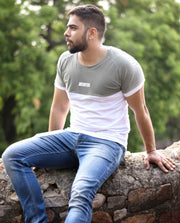 Devoted Duplex Sports T-shirt - Gym wear & Sports clothing - Rhino Grey - Deshgaurav Kaushik (@DeshGauravKaushik))
