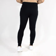 Devoted Allure Jogger V2.0 - Gym wear & Sports clothing - Black Back