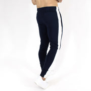 Devoted Allure Jogger V2.0 - Gym wear & Sports clothing - Navy Blue Back Side