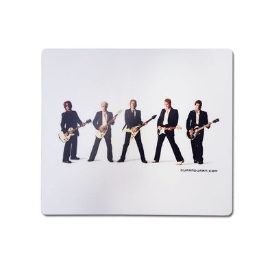 5 Guitars Mousemat