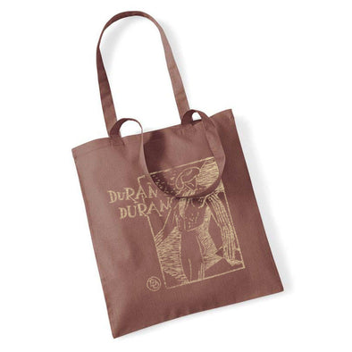NEW! – BROWN MY WAY TOTE