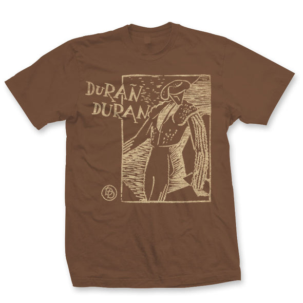 "NEW STOCK Brown ""My Own Way"" VINTAGE T - Regular Fit"