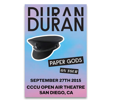 POSTER - SAN DIEGO SEPT 27th