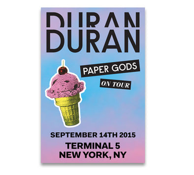 POSTER - NEW YORK SEPT 14