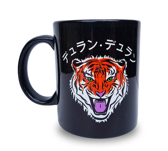 NEW BLACK TIGER MUG