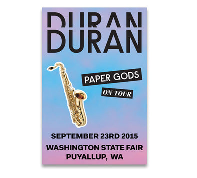 POSTER - WASHINGTON SEPT 23rd