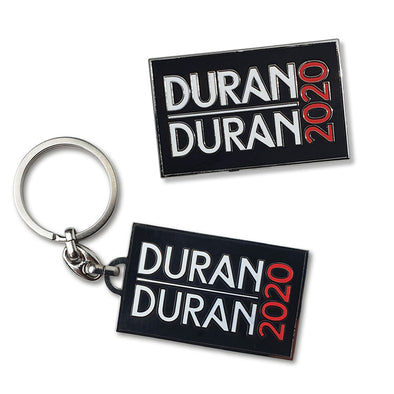 2020 BADGE and KEYRING  SEASONAL SPECIAL