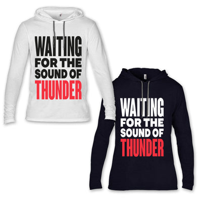 SOUND OF THUNDER HOODY 2 for 1 SEASONAL SPECIAL