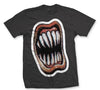 BLACK US DATES SHARP TEETH T
