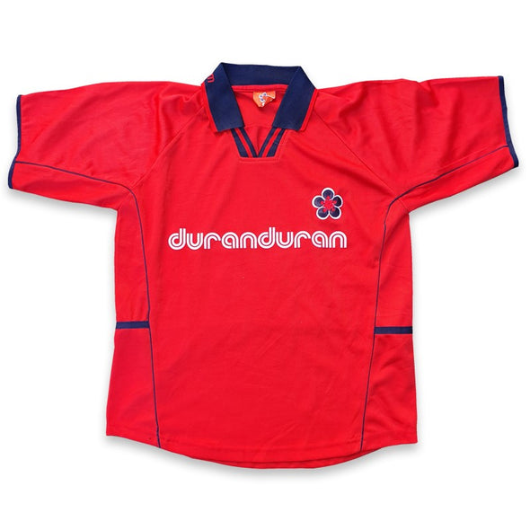 RED FOOTBALL SHIRT   - 2004