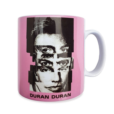 NEW - SPLIT FACE DESIGN MUG