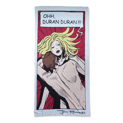 NEW ! OHH DURAN BEACHTOWEL