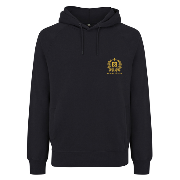 NEW - BLACK CREST LUXURY HEAVYWEIGHT HOODY