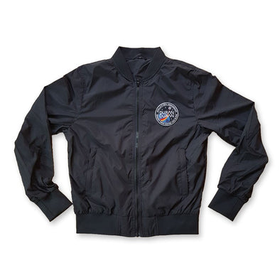 Apollo 50th Anniversary  lightweight bomber style jacket  -  Ladies fit