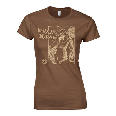 "Brown ""My Own Way"" T - Girls fit"