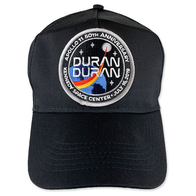Apollo 50th Anniversary Cap in black