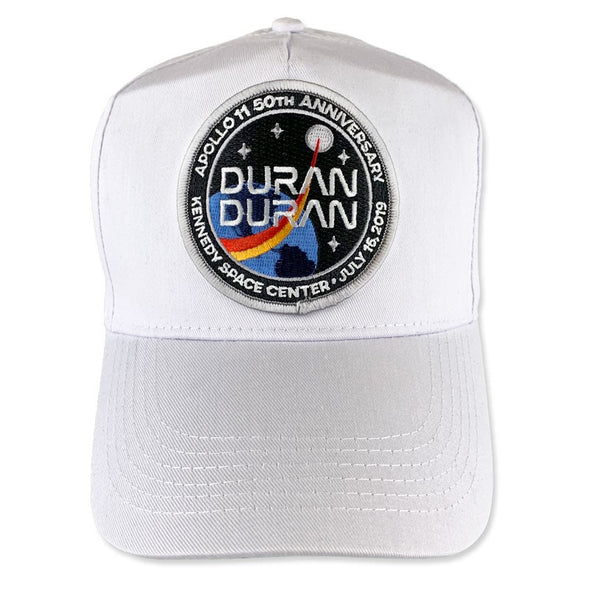 Apollo 50th Anniversary Cap in white