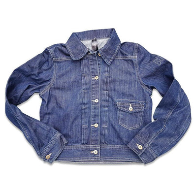 NEW ! LIMITED EDITION GIRLS JAPANESE TIGER DENIM JACKET