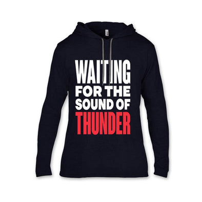 NEW ! – BLACK THUNDER LIGHTWEIGHT HOOD UNISEX FIT