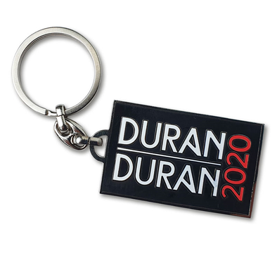 NEW  High definition enamel DD 2020 Keyring