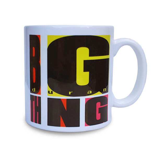 NEW !  BIG THING MUG