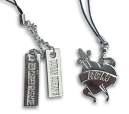 RCM Heart Charm AND Bars Charm