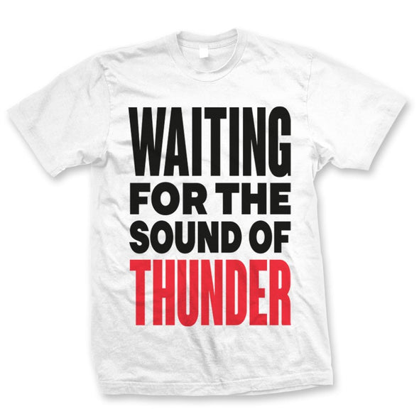 NEW! -   WHITE THUNDER T  - UNISEX FIT