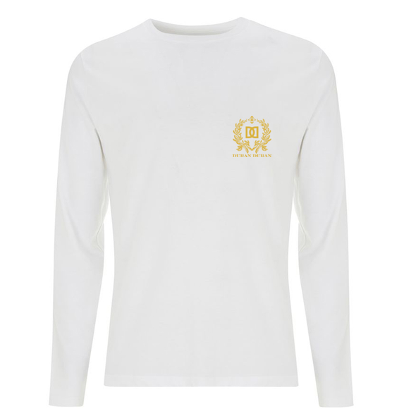 NEW - WHITE CREST LONGSLEEVE