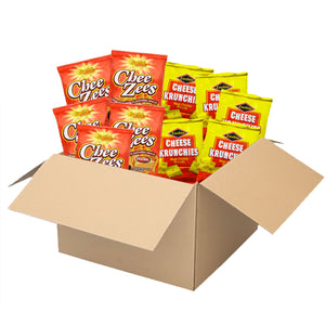 Cheezee 'Likkle' Snack Pack