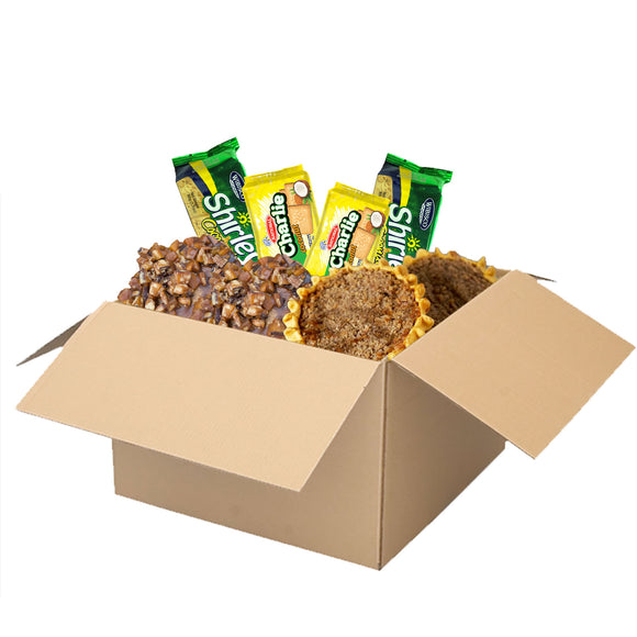 'Likkle' Coconut Snack Pack