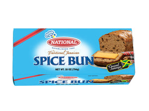 National Spice Bun