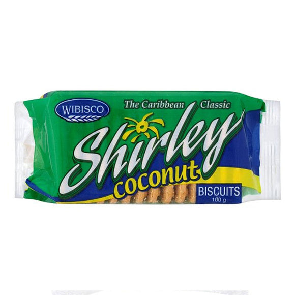 Shirley Coconut Biscuits