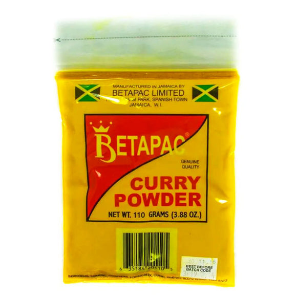 Betapac Curry Powder