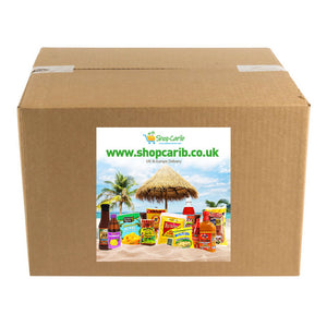 Caribbean Mixed Box (18 Items)