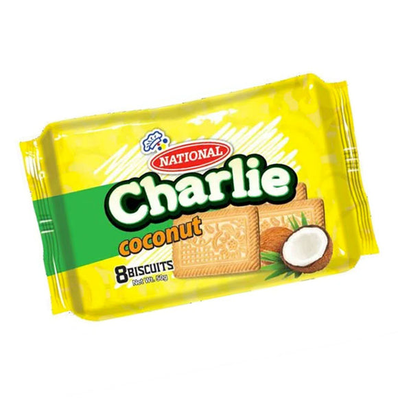 Charlie Coconut Biscuits