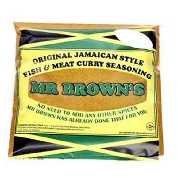 Mr Browns Curry Powder