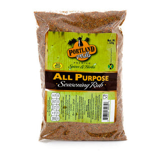 Portland All Purpose Rub