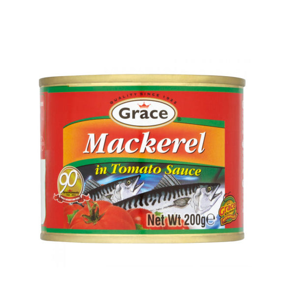 Grace Mackerel in Tomato Sauce