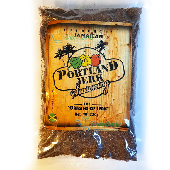 Portland Jerk Seasoning