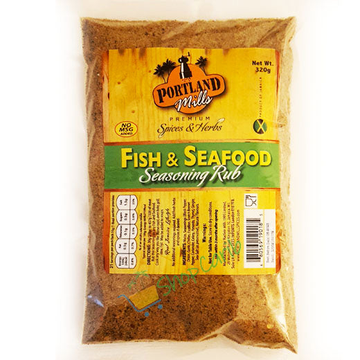 Portland Fish & Seafood Rub