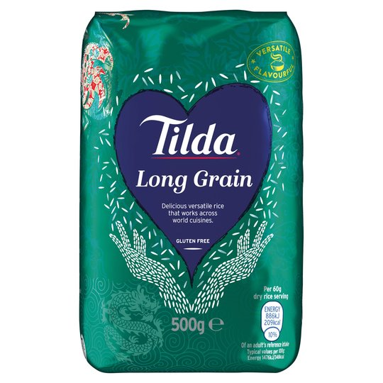 Long Grain Rice 500g