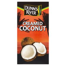 Dunns River Creamed Coconut