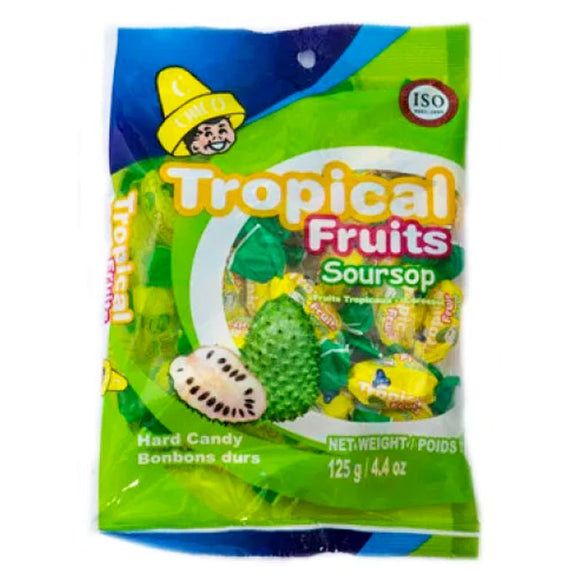 Tropical Fruits Sweets