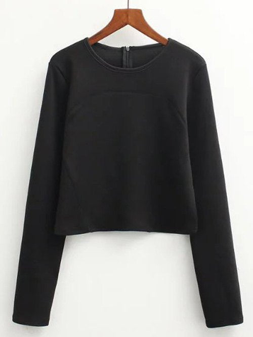Long Sleeve Casual Tee