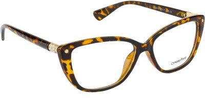 O Positive Full Rim Cat-eyed Frame