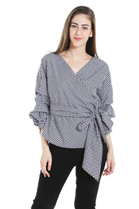 Exaggerated In Style Top