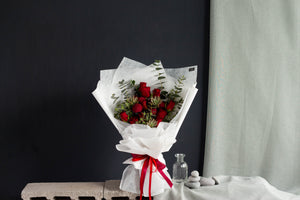 Red Rouge Bouquet