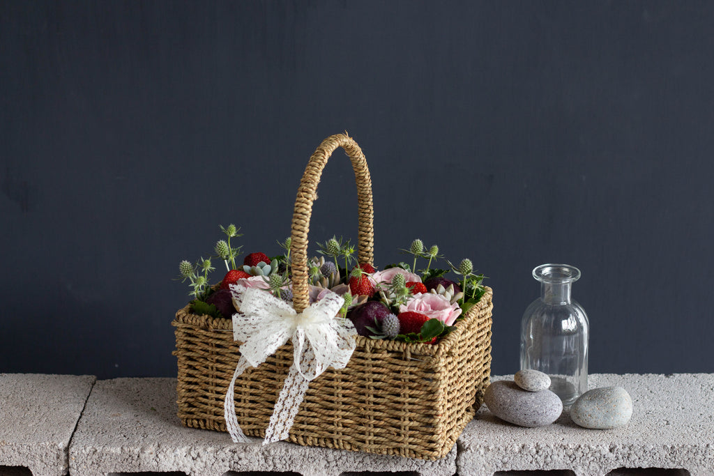 Strawberry Love Basket