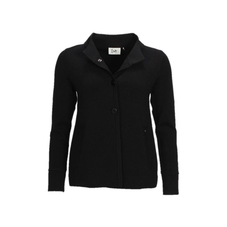 Jena Short Cardigan - Black